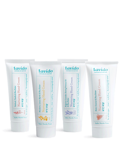Nurturing Hand Cream Bundle