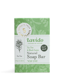 Tea Tree Natural Soap Bar