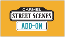 Street Scenes Add-On: Marquis Ad (Both Nights)