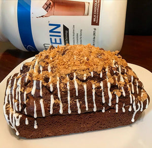 Modern Protein S'mores Cake