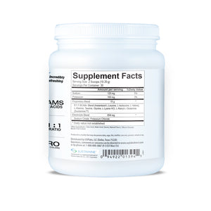 Modern BCAA+™ Sweetened with Stevia and Monk Fruit