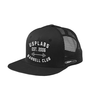USPlabs Barbell Club Snapback Hat