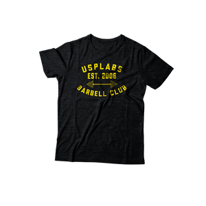 USPlabs Barbell Club Fitted T-Shirt - Add On
