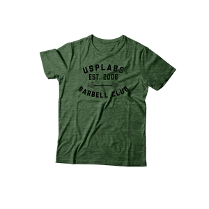 USPlabs Barbell Club Fitted T-Shirt