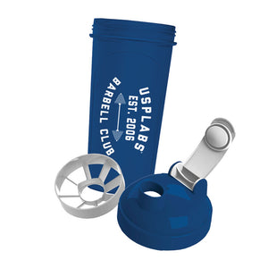 NEW! Signature Barbell Club Shaker