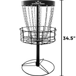 Dynamic Discs Junior Recruit Disc Golf Basket