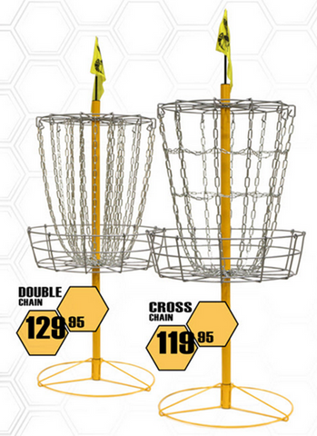 Hive Practice Disc Golf Basket