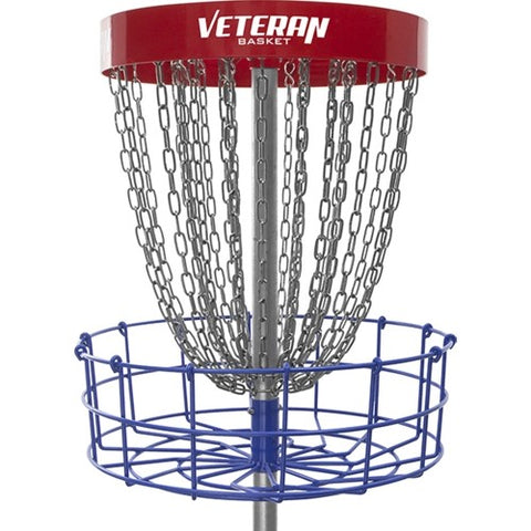 Dynamic Discs Veteran Portable Disc Golf Basket