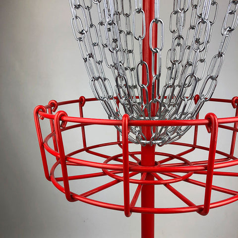 GrowTheSport Mini Disc Golf Basket