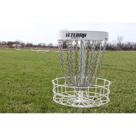 Dynamic Discs Veteran Permanent Disc Golf Basket
