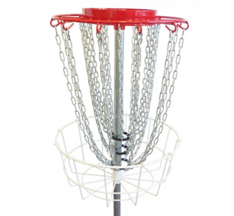 Gateway Titan Pro 24 Chain Permanent Disc Golf Basket
