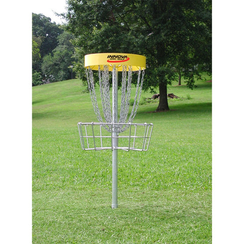 Innova DISCatcher Pro Permanent Disc Golf Basket