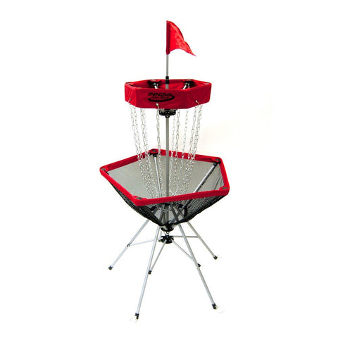 Innova DISCatcher Traveler Disc Golf Basket
