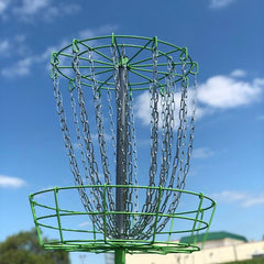 GrowTheSport Lite Portable Disc Golf Basket