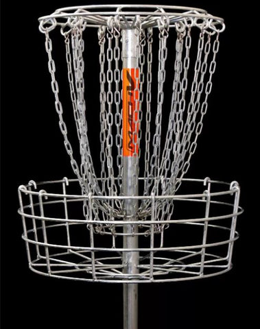 DGA Mach V Permanent Disc Golf Basket