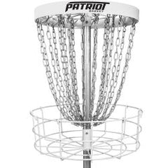 Dynamic Discs Patriot Permanent Disc Golf Basket