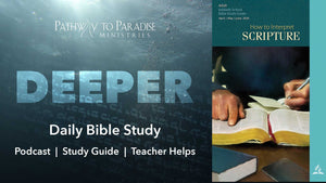 By Scripture Alone -- Sola Scriptura (2020, Quarter 2, Lesson 5)