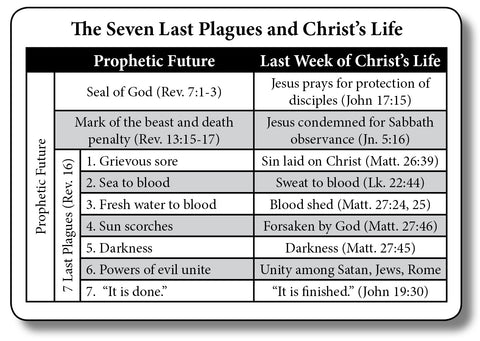 Jesus and the Seven Last Plagues