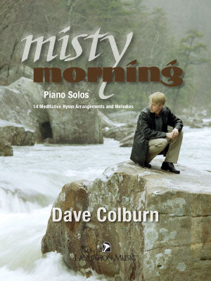Misty Morning, arr. Dave Colburn - Piano Solo Book