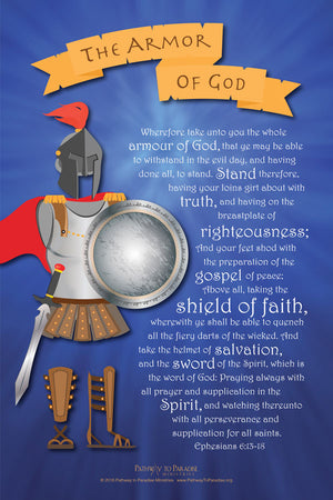 The Armor of God (Poster)