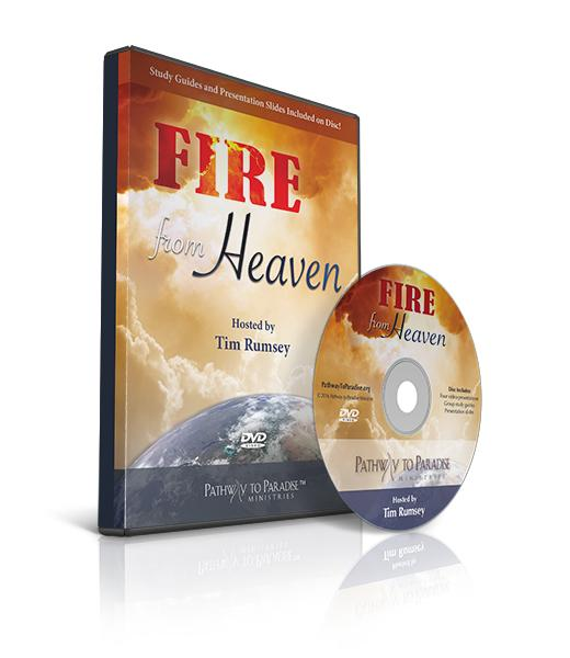 Fire From Heaven (DVD)