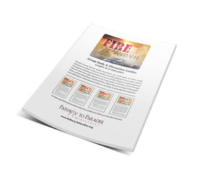 Fire From Heaven STUDY GUIDES - Complete Set