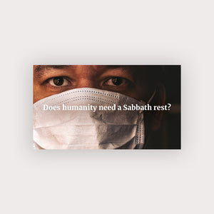 Sabbath Rest Business Card (Disease)