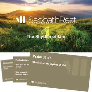 Sabbath Rest (Presentation Slides)