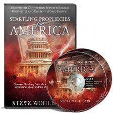 """Startling Prophecies for America"" DVD (Retail)"