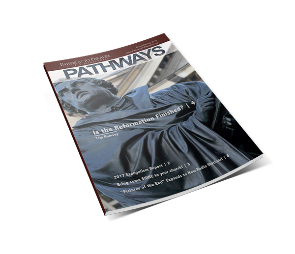 PATHWAYS Newsletter Winter Spring 2018