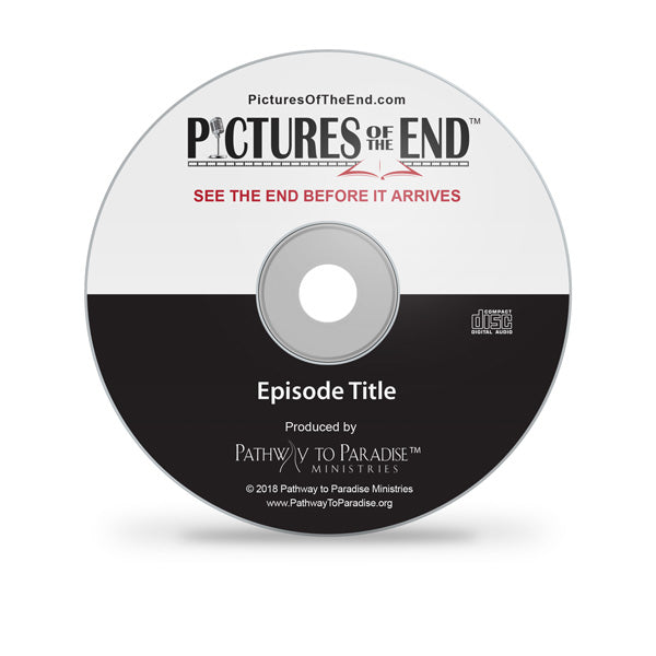 Pictures of the End - Episode CD Image