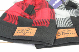 Beanie with Single imprint