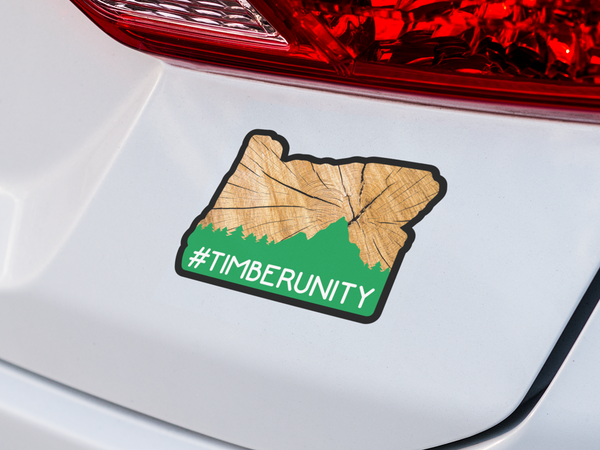 TIMBERUNITY Decal