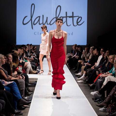 Claudette collection for 2017 spring and summer