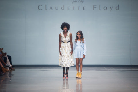 Claudette collection for Spring and Summer 2014