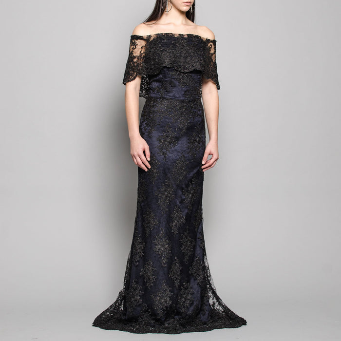 Anjasy lace gown
