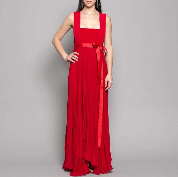 Rally Chiffon Gown