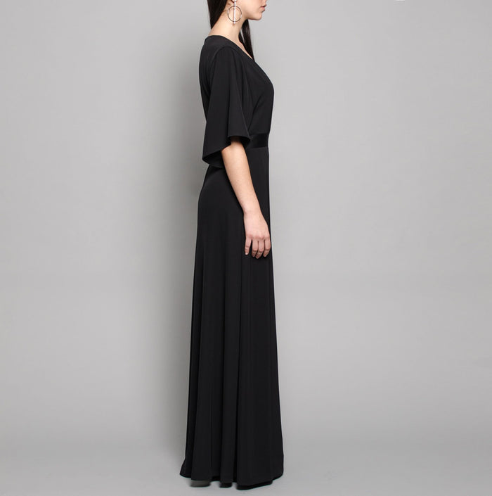 Talask wrap dress