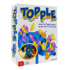 Pressman Toy - Original Topple Board Game