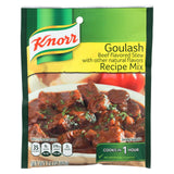 Knorr Beef Goulash - Case Of 12 - 2.4 Oz.