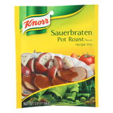 Knorr Recipe Mixes - Sauerbraten Pot Roast - Case Of 12 - 2 Oz.