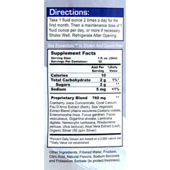 Heaven Sent Sea Essentials Vital Nutrients With Coral Calcium - 32 Fl Oz