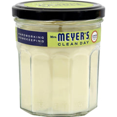 Mrs. Meyer's Soy Candle - Lemon Verbena - Case Of 6 - 7.2 Oz Candles