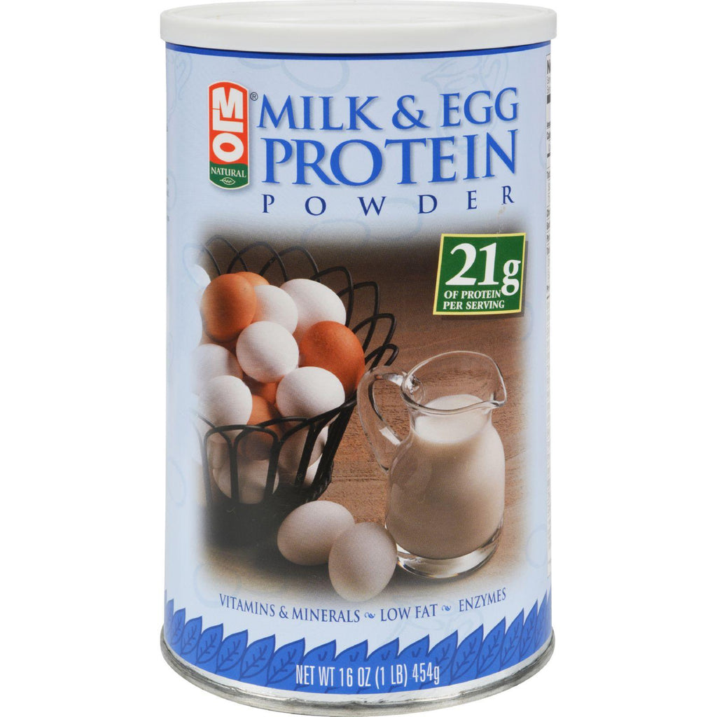 Mlo Milk And Egg Protein - 16 Oz