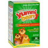Hero Nutritionals Yummi Bears Whole Food Supplement For Kids - 90 Gummies