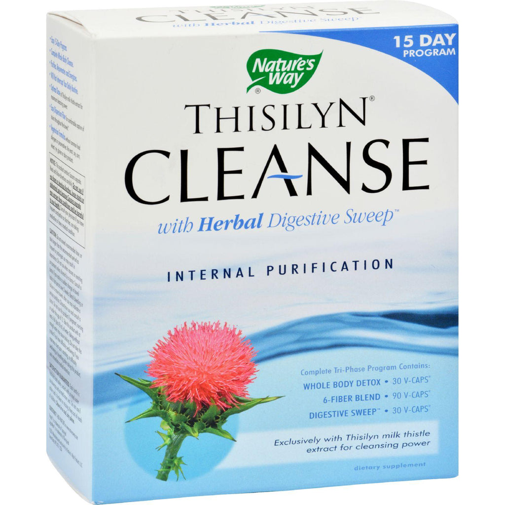 Nature's Way Thisilyn Cleanse With Herbal Digestive Sweep - 1 Kit