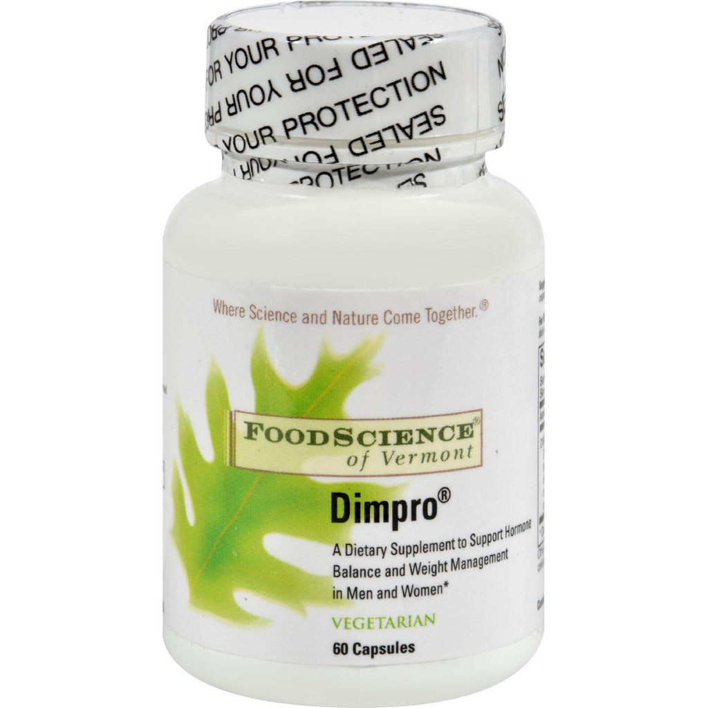 Foodscience Of Vermont Dimpro - 60 Capsules
