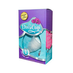 Diva Cup Menstrual Cup -model 2 - 1 Count