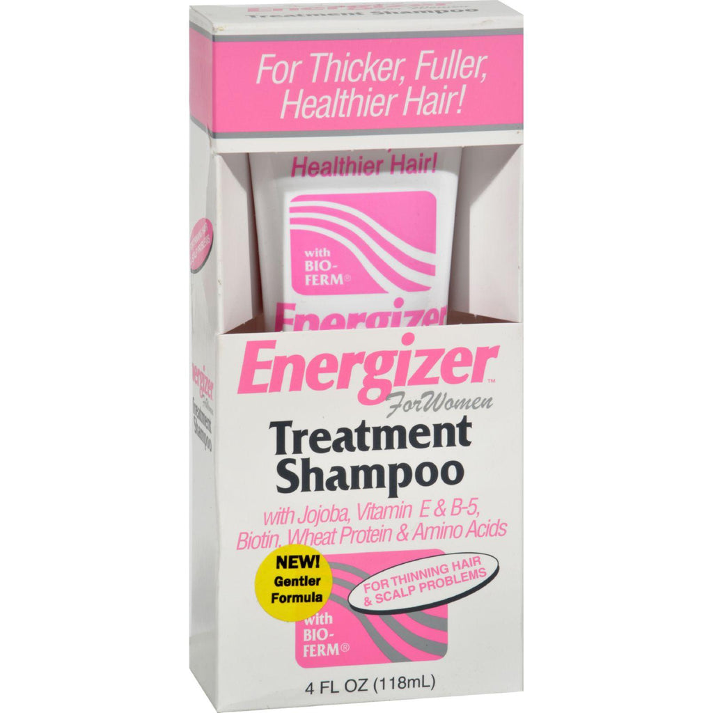 Hobe Labs Energizer For Woman Treatment Shampoo - 4 Fl Oz