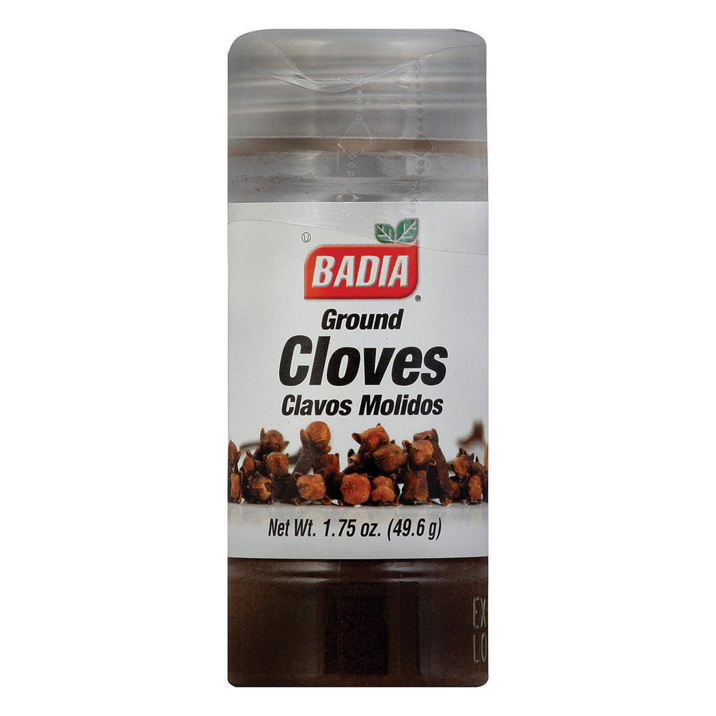 Badia Spices Ground Clove - Case Of 12 - 1.75 Oz.